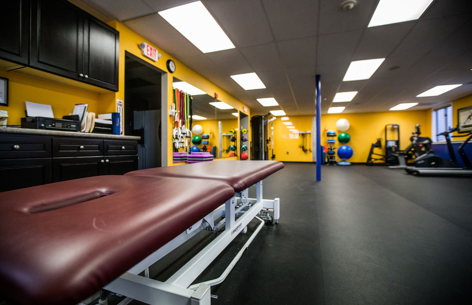 Advanced Injury Treatment Center Recovery Area