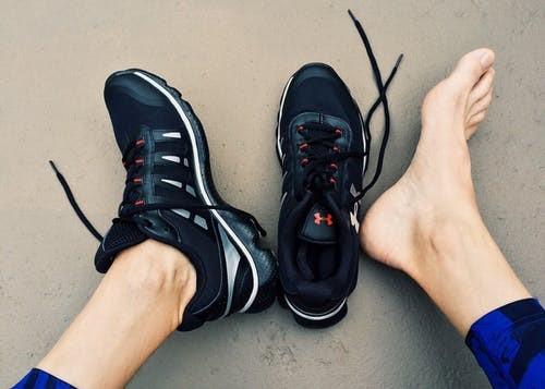 The Runner's Foot