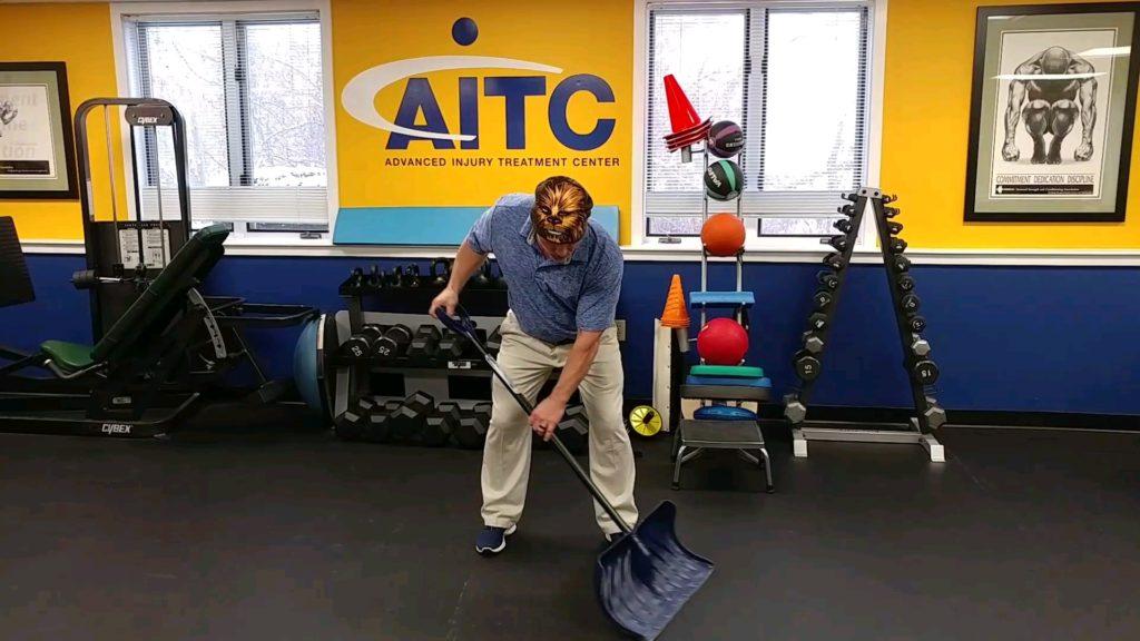 Safe Shoveling Mechanics